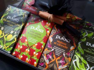 Pukka thee pakket